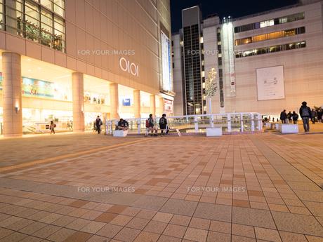 北千住駅前 東京都の写真素材 [FYI01190729]
