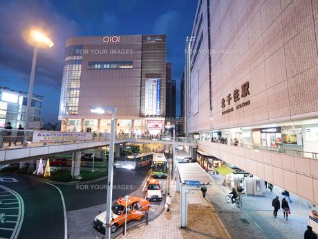 北千住駅前 東京都の写真素材 [FYI01190735]