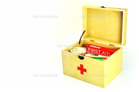 救急箱の写真素材 [FYI01190820]