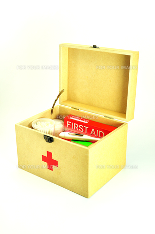 救急箱の写真素材 [FYI01190821]