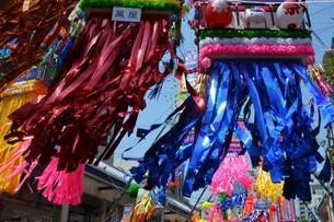 湘南ひらつか七夕まつり / 関東三大七夕祭りの写真素材 [FYI01191123]