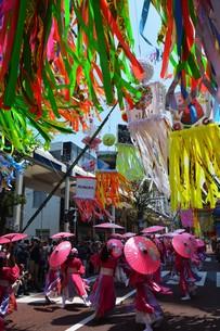 湘南ひらつか七夕まつり / 関東三大七夕祭りの写真素材 [FYI01191129]