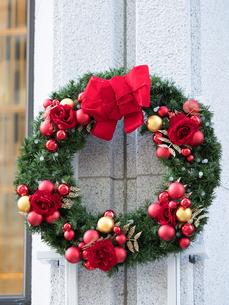 クリスマス飾りの写真素材 [FYI01191285]