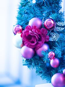 クリスマス飾りの写真素材 [FYI01191287]