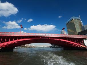 隅田川 吾妻橋の写真素材 [FYI01191722]