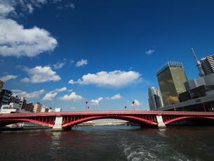 隅田川 吾妻橋の写真素材 [FYI01191723]