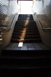 地下通路の写真素材 [FYI01191839]
