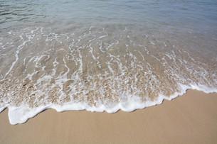 サーフィンスポット / 福岡県糸島市志摩芥屋海岸の写真素材 [FYI01192079]