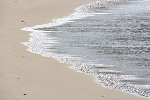 サーフィンスポット / 福岡県糸島市志摩芥屋海岸の写真素材 [FYI01192080]
