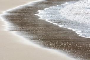 サーフィンスポット / 福岡県糸島市志摩芥屋海岸の写真素材 [FYI01192081]