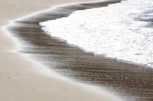 サーフィンスポット / 福岡県糸島市志摩芥屋海岸の写真素材 [FYI01192082]