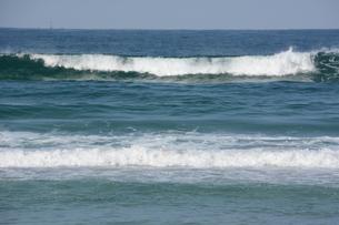 サーフィンスポット / 福岡県糸島市志摩芥屋海岸の写真素材 [FYI01192091]