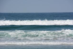 サーフィンスポット / 福岡県糸島市志摩芥屋海岸の写真素材 [FYI01192092]