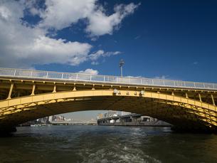 隅田川 蔵前橋の写真素材 [FYI01192119]