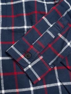 子供用の綿シャツの写真素材 [FYI01192715]