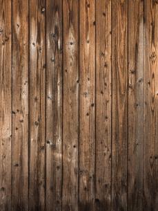 古い板壁の写真素材 [FYI01192723]