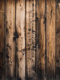 古い板壁の写真素材 [FYI01192727]