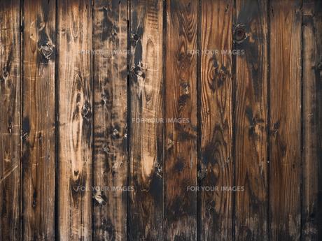 古い板壁の写真素材 [FYI01192730]
