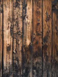古い板壁の写真素材 [FYI01192732]