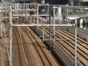 線路の写真素材 [FYI01193204]