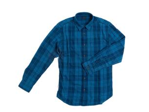 メンズの長袖シャツの写真素材 [FYI01193767]