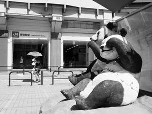 東京都 御徒町駅前の写真素材 [FYI01193855]