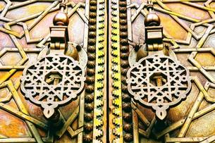 モロッコ王宮の写真素材 [FYI01194378]