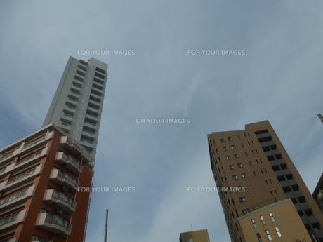 建物3の写真素材 [FYI01194407]