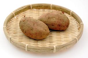 安納芋の写真素材 [FYI01194538]