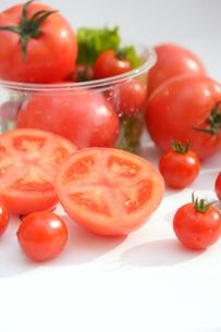 トマトの写真素材 [FYI01194543]