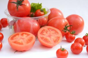 トマトの写真素材 [FYI01194545]