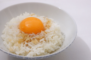 卵かけごはんの写真素材 [FYI01194576]