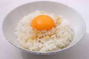卵かけごはんの写真素材 [FYI01194577]