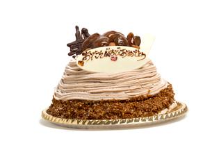 バースデーケーキの写真素材 [FYI01194728]