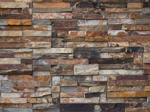 タイルの壁の写真素材 [FYI01194735]