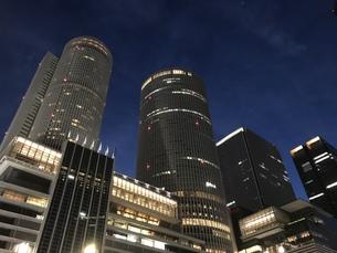 名古屋 高層ビル群の写真素材 [FYI01194865]