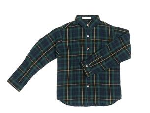 子供用の綿シャツの写真素材 [FYI01195714]