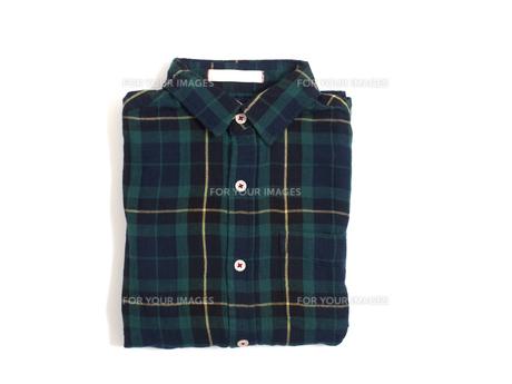 子供用の綿シャツの写真素材 [FYI01195716]