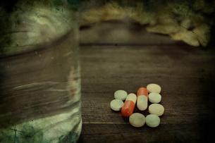 クスリ 病気の写真素材 [FYI01196019]