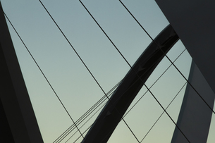 橋のurbanlandscapeの写真素材 [FYI01196027]