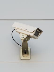 防犯カメラの写真素材 [FYI01196722]