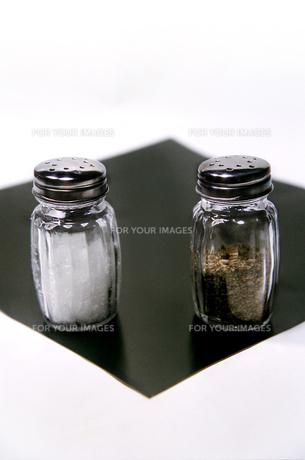 塩コショウの写真素材 [FYI01196926]