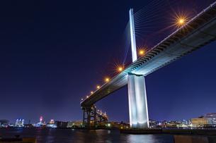 荒津大橋の写真素材 [FYI01197132]