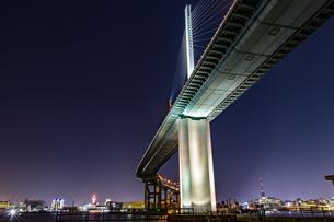 荒津大橋の写真素材 [FYI01197134]