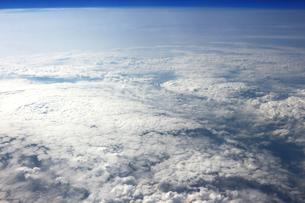 地球の空撮の写真素材 [FYI01197232]