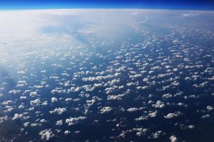 地球の空撮の写真素材 [FYI01197233]