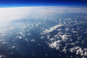 地球の空撮の写真素材 [FYI01197234]