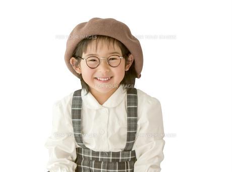 ひらめく子供の写真素材 [FYI01197308]