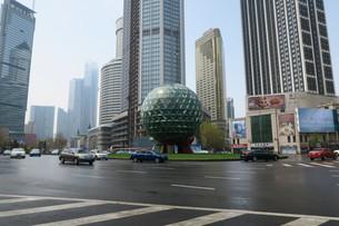 中国広場の写真素材 [FYI01197393]