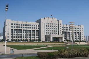 中国役所の写真素材 [FYI01197401]